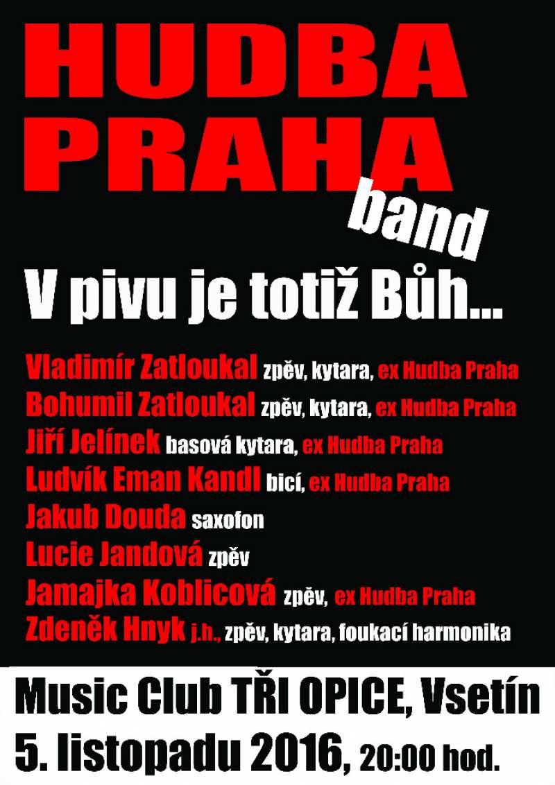 VSETÍN - Music club TŘI OPICE