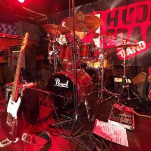 Hudba Praha band - stage